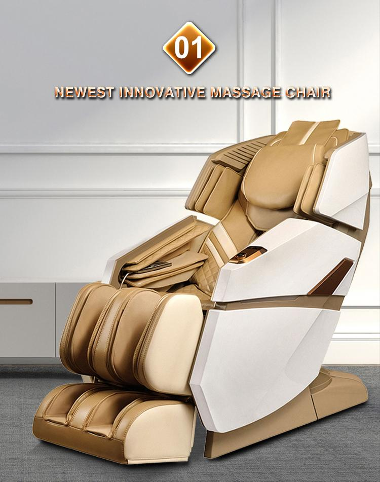 Intelligent Zero Gravity Pedicure Full Body Massage Chair 13