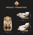 Wholesale Electric 3D Zero Gravity Massage Chair with Air Pressure Massage 18