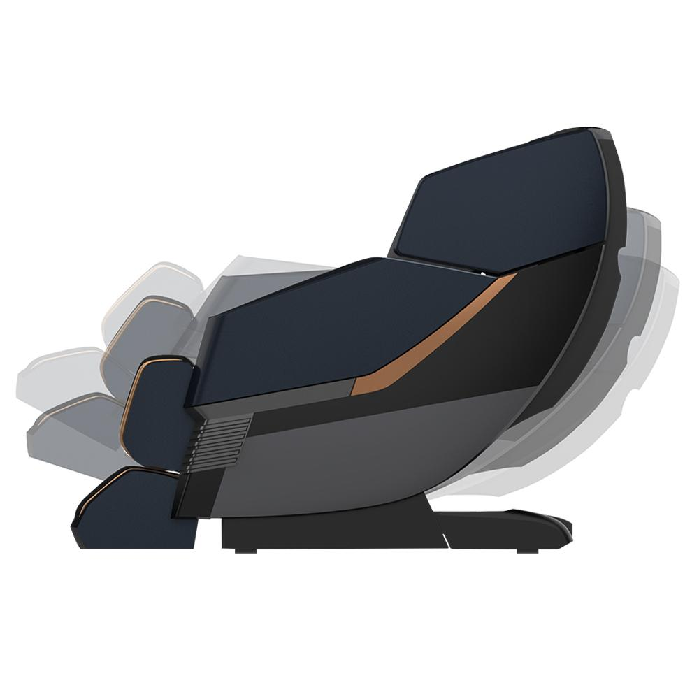 Full Leather Zero Gravity Recliner Massage Chair Parts 4