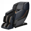 American 3D Luxury Electric 4d zero gravity Full Body Shiatsu Massage Chair  1