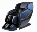 American 3D Luxury Electric 4d zero gravity Full Body Shiatsu Massage Chair  2