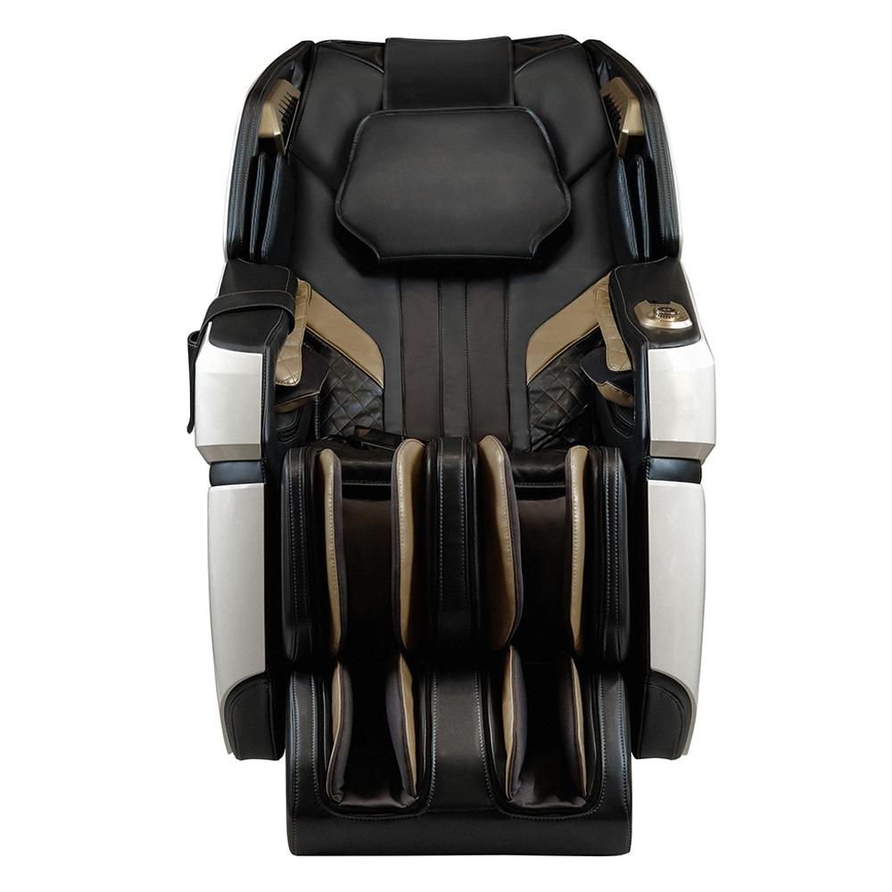 4D Innovation Full Body Kneading Tapping Massage Chair With Heat Therapy 3