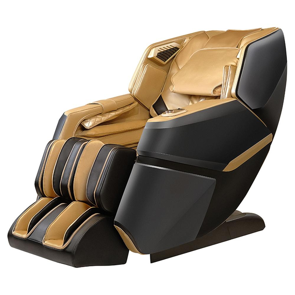 4D Innovation Full Body Kneading Tapping Massage Chair With Heat Therapy 1