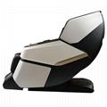 Top Quality Electric Mini Back Stretch Air Pressure Massage Chair 4