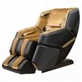 Top Quality Electric Mini Back Stretch Air Pressure Massage Chair 5