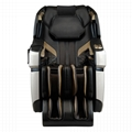 Top Quality Electric Mini Back Stretch Air Pressure Massage Chair 2