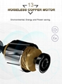 Top Quality Electric Mini Back Stretch Air Pressure Massage Chair 6