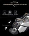 Top Quality Electric Mini Back Stretch Air Pressure Massage Chair 10