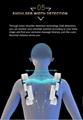 Top Quality Electric Mini Back Stretch Air Pressure Massage Chair