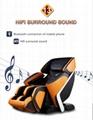 Luxury Shiatsu OEM ODM Massage Chair Electric Chair  7