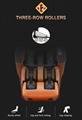Luxury Shiatsu OEM ODM Massage Chair Electric Chair  8