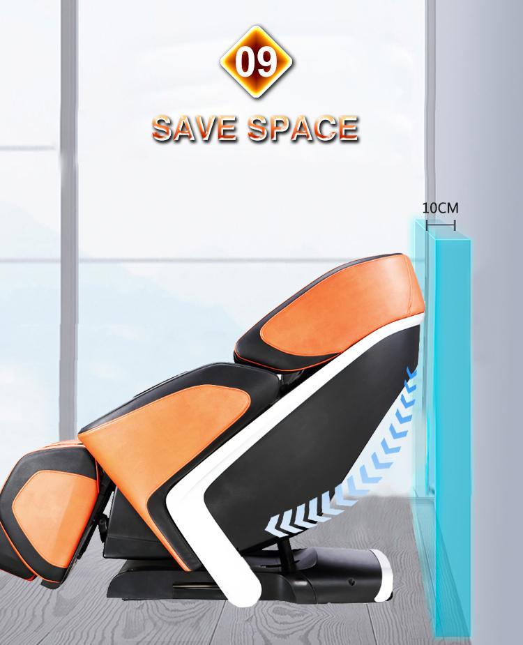 Top End Factory 4D Electric Shiatsu Massage Chair 9
