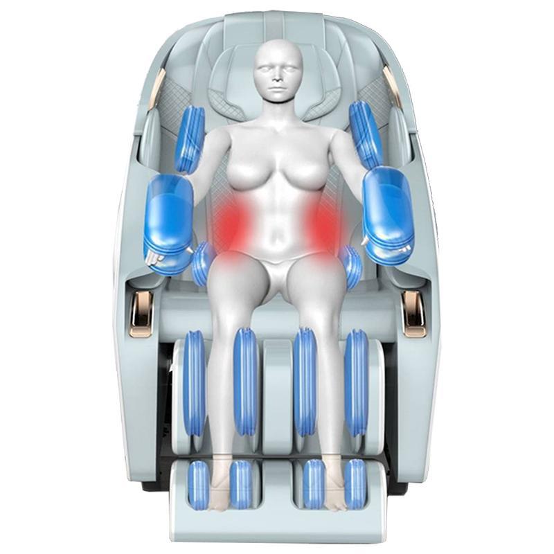 2021 New Arrival Space Capsule 3D Zero Gravity Massage Chair 4