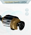 2021 New Arrival Space Capsule 3D Zero Gravity Massage Chair 6