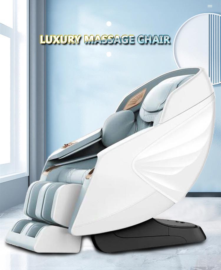 2021 New Arrival Space Capsule 3D Zero Gravity Massage Chair 17