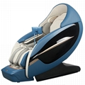 New Launched Spa Center Relax Massage Chair With Ca  es Kneading
