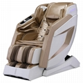 OEM Voice Control 3D Airbags Body Cheap Massage Chair In Spa Center