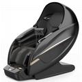 Luxury 4d Heating zero gravity Full Body Shiatsu Pedicure Electri massage chair