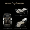 Automatic Beauty Body Care Rocking Chair Massage For Waiting Room  17