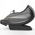 Electric Relax Free Shipping To US Full Body Recliner Shiatsu Massage Chair 5