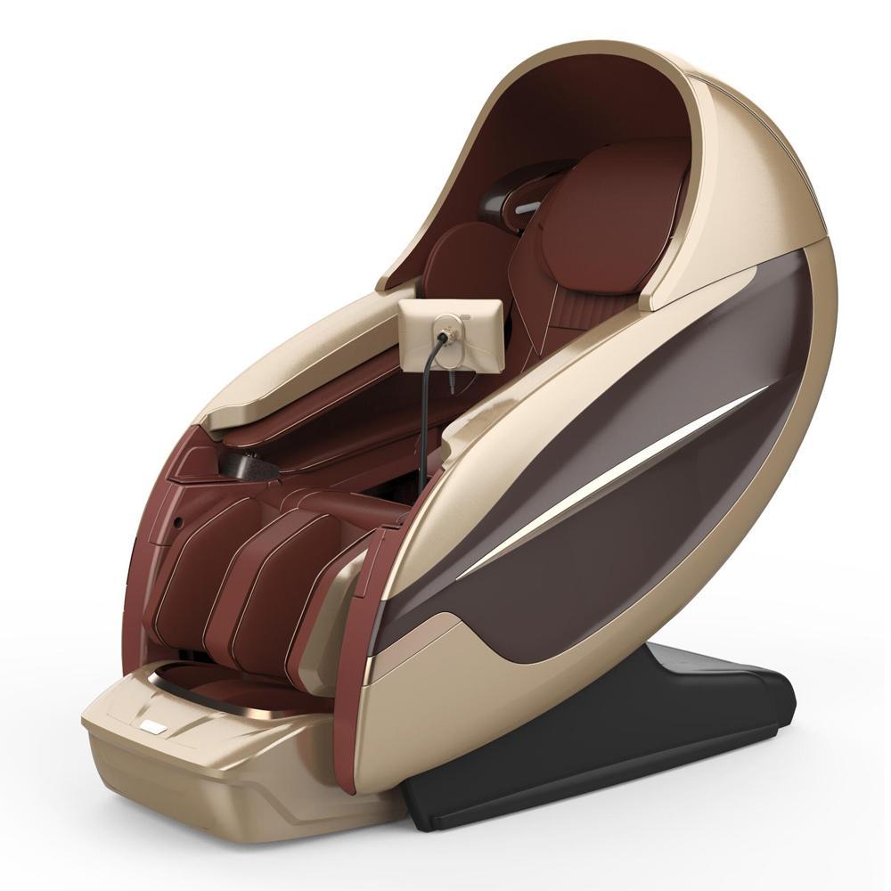 Electric Relax Free Shipping To US Full Body Recliner Shiatsu Massage Chair 1