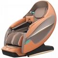 Electric Relax Free Shipping To US Full Body Recliner Shiatsu Massage Chair 4