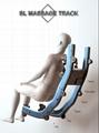 Electric Relax Free Shipping To US Full Body Recliner Shiatsu Massage Chair 9