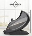 Electric Relax Free Shipping To US Full Body Recliner Shiatsu Massage Chair 16