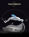 Electric Relax Free Shipping To US Full Body Recliner Shiatsu Massage Chair 17