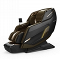 Wholesale OEM Vibrating 3D SL Full Body Foot Spa Electronic Massage Chair 2
