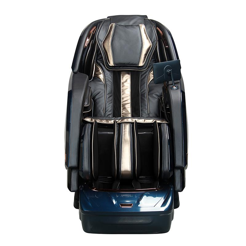 Wholesale OEM Vibrating 3D SL Full Body Foot Spa Electronic Massage Chair 6