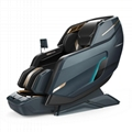 Wholesale OEM Vibrating 3D SL Full Body Foot Spa Electronic Massage Chair 4