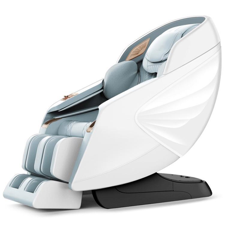 Luxury Modern Full Body Shiatsu Foot Spa Yoga Stretch Massage Chair 2