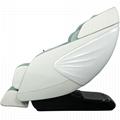Luxury Modern Full Body Shiatsu Foot Spa Yoga Stretch Massage Chair 5