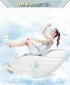 Luxury Modern Full Body Shiatsu Foot Spa Yoga Stretch Massage Chair 13