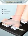 Luxury Modern Full Body Shiatsu Foot Spa Yoga Stretch Massage Chair 15