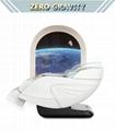 Luxury Modern Full Body Shiatsu Foot Spa Yoga Stretch Massage Chair 16