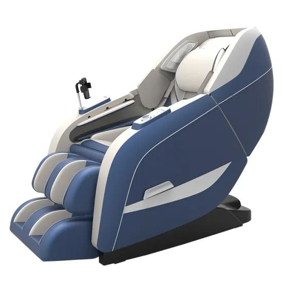 Upgraded Back Knocking Air Pump Deluxe 4d Zero Gravity Massage Chair 3