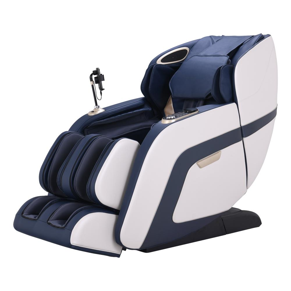 China Manufacturer Recliner SL Touch Screen Foot Spa Massage Chair Electric  2