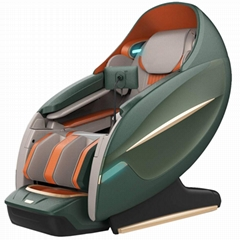 Electric Great Enjoyment Kneading 4D Office Massage Chair With Heating