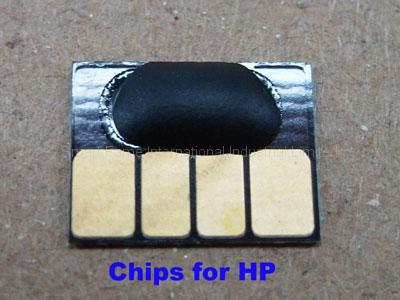 Hp Auto Reset Chips Hp Arc Oem China Manufacturer