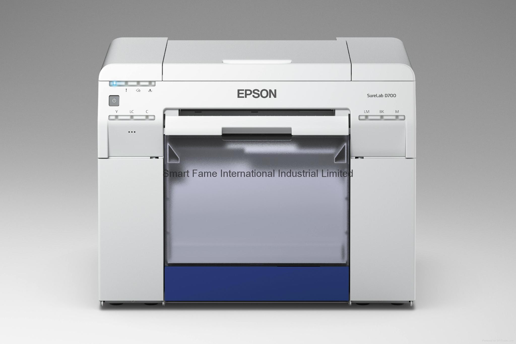 EPSON D700, Fuji Dx-100墨盒