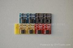 Samsung CLP-300 chip