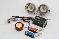 电动车MP3音响防盗器