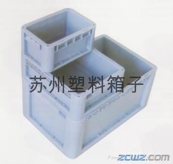 苏州塑料箱子成倍增长