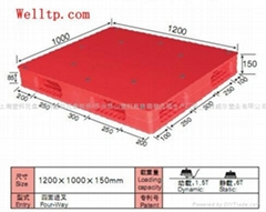 蘇州塑料托盤三區本地生產