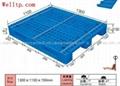 苏州塑料叉车板【行业专用塑料托