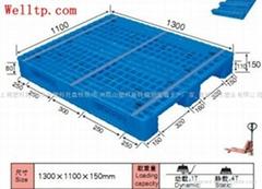 苏州塑料叉车板【行业专用塑料托盘】