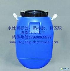 玻璃瓶商标胶贴标胶标签胶