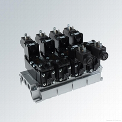 UNIVER  ISO5599/1 Valves and solenoid